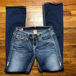 True Religion Becky Super T Jeans 28R 🔥🔥🔥